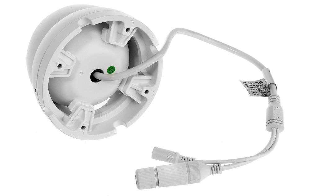 px-dzip402ir-p/w ipox kamera podstawa kopułowa