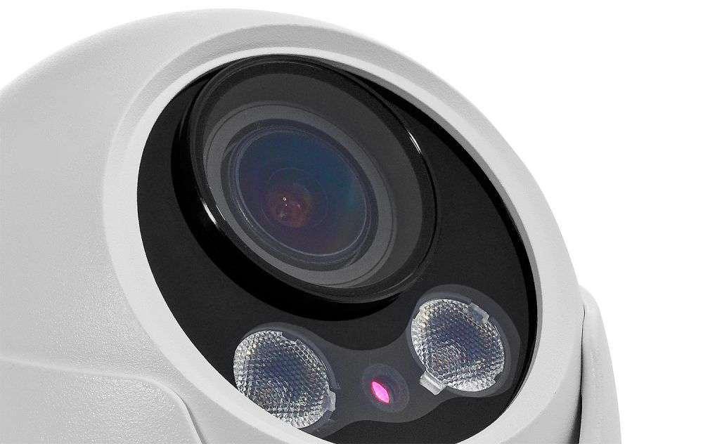 PX-DZIP402IR-P/W IPOX kamera motozoom