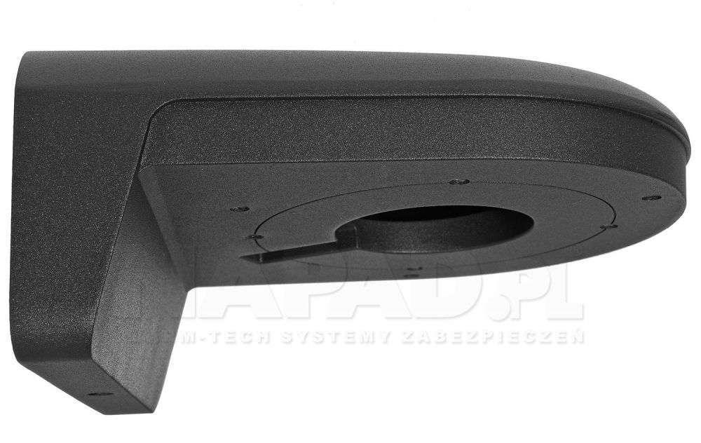 Uchwyt ścienny do kamer kopułowych IPOX JB-504G grafit
