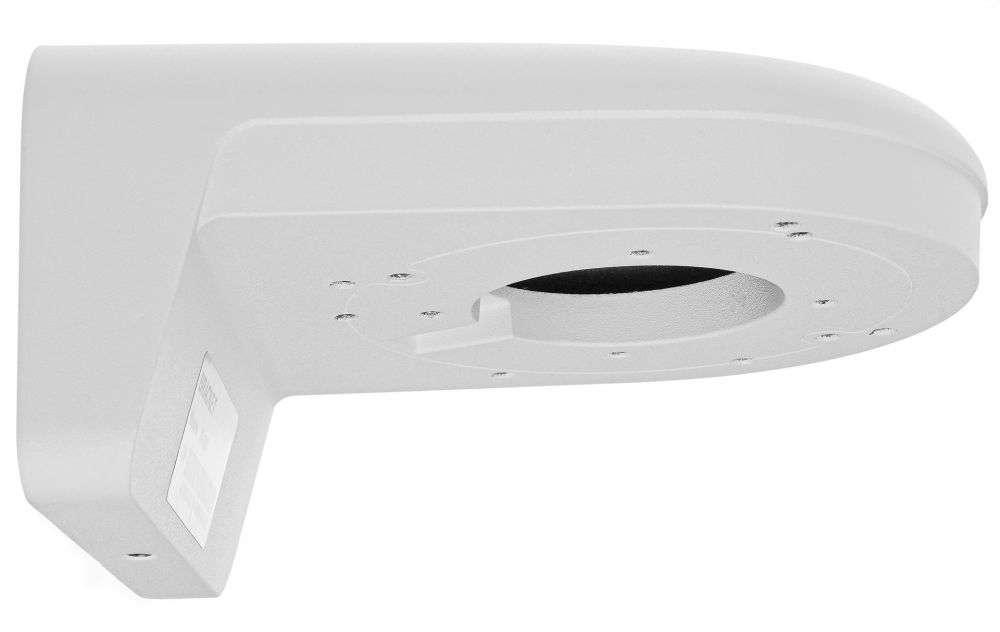 Uchwyt ścienny do kamer kopułowych IPOX JB-603W biały