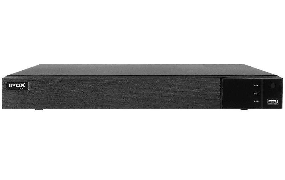 Rejestrator monitoringu IP PX-NVR1682H-16P do 16 kamer IPOX
