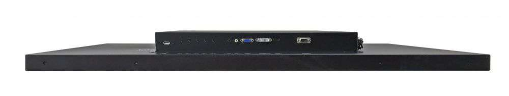 TX-42P AG Neovo widok złączy DMI, VGA, DVI, RS323, Audio