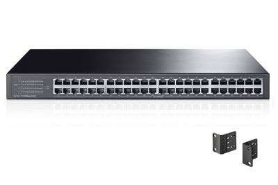 48 portowy Fast Ethernet switch 10/100Mbps