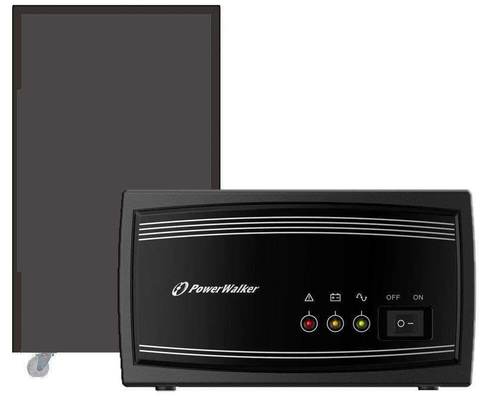 Zestaw Inverter 650 SW FR + Akumulator 12V/100Ah