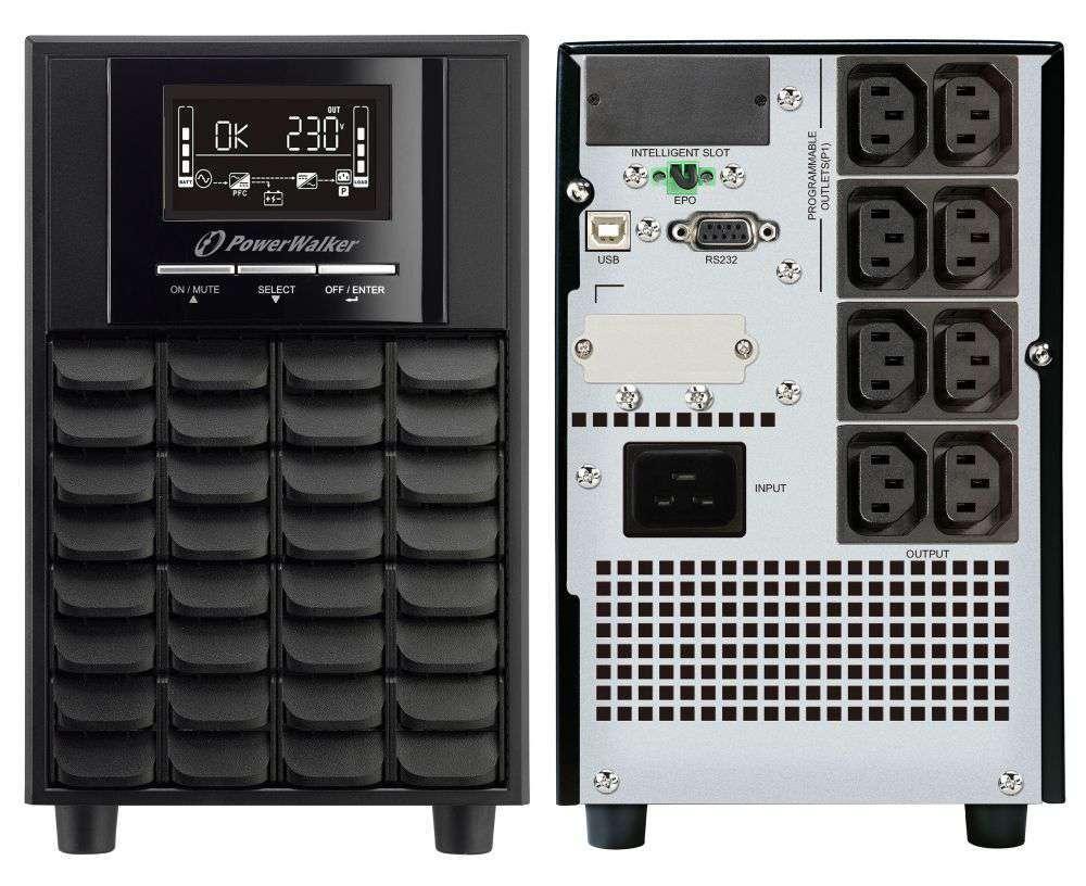 Zasilacz UPS awaryjny 3000VA/2100W VI 3000 CW IEC PowerWalker