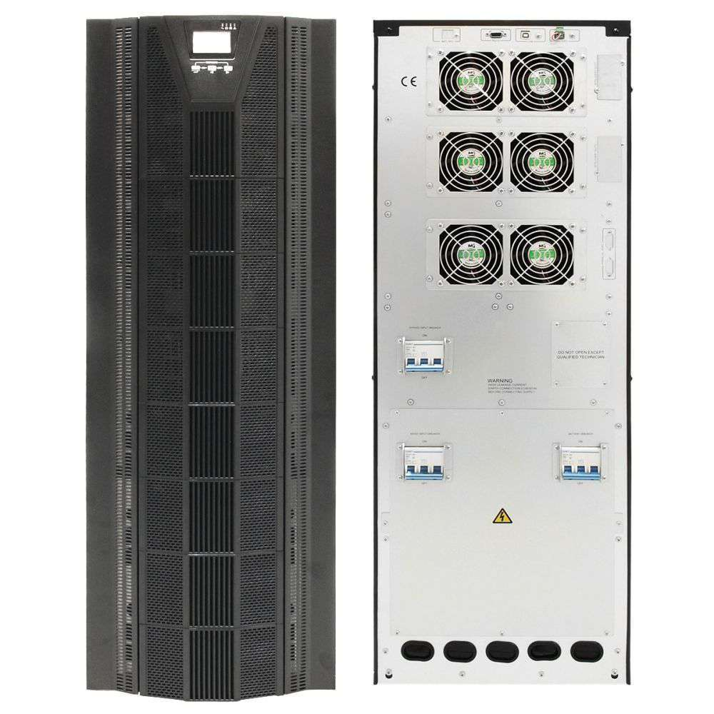 Zasilacz UPS awaryjny 3/3 15kVA / 13.5kW TS33-ON-15k0-MC-15 IPS