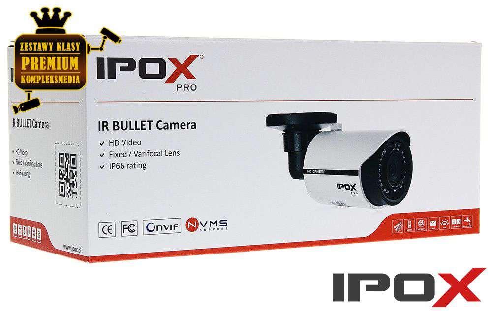 Pudełko kamery px-th5036 IPOX