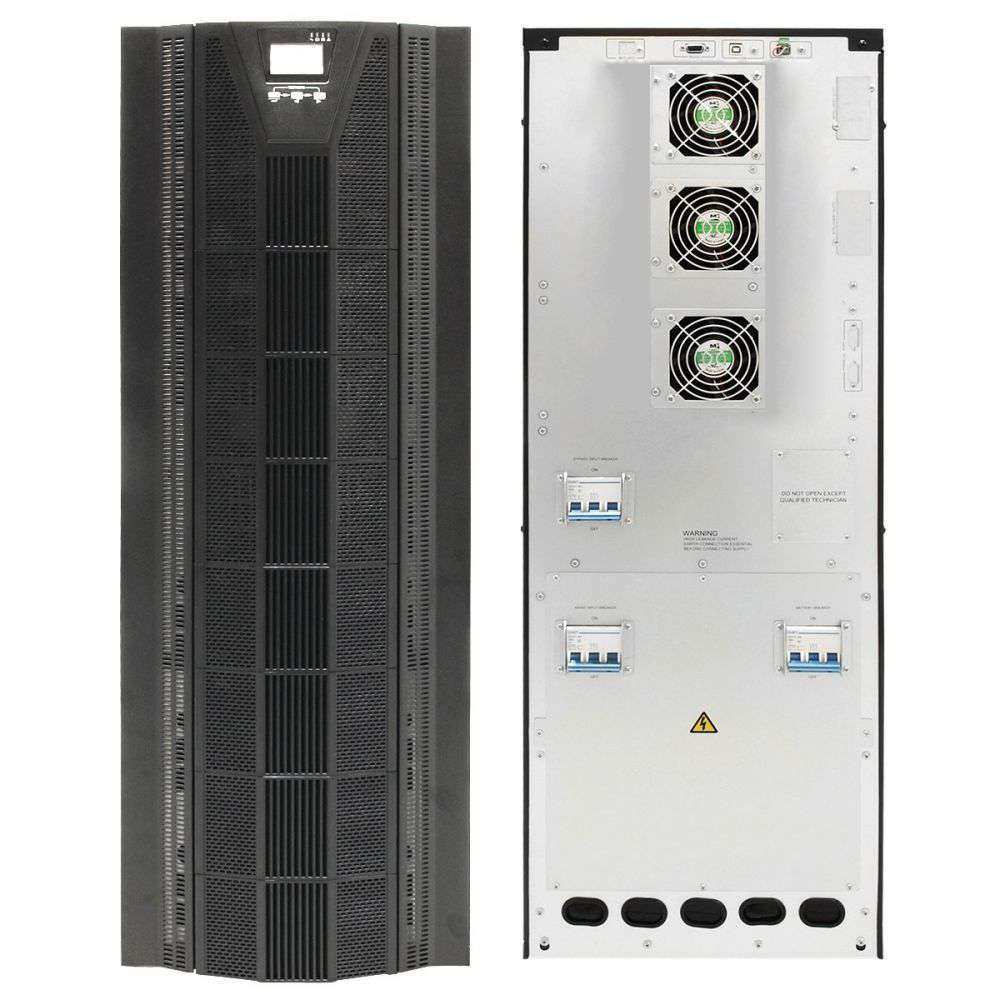 Zasilacz UPS awaryjny 3/3 10kVA / 9kW TS33-ON-10k0-MC-15 IPS