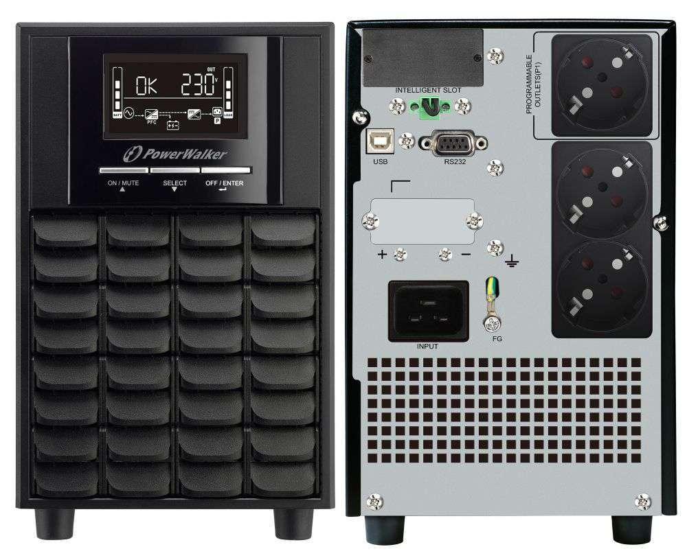 Zasilacz UPS awaryjny 3000VA/2100W VI 3000 CW PowerWalker