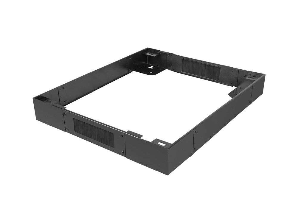 Cokół szafy stojącej RACK CK01-88-B LANBERG czarny RAL9004