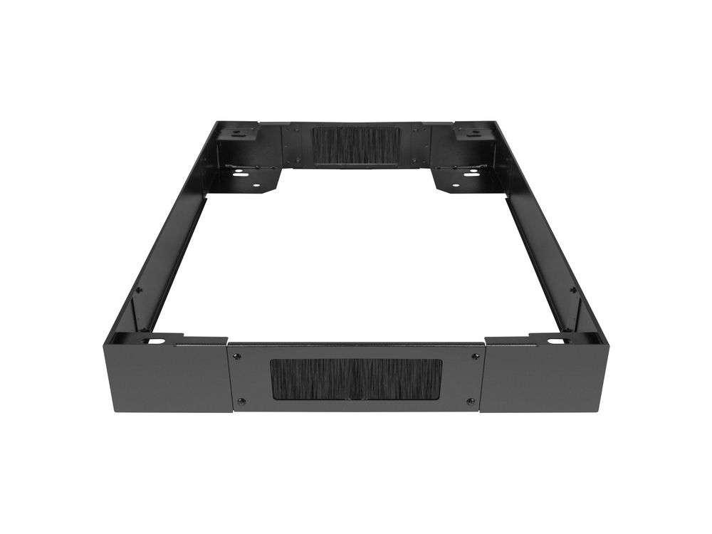 ☆ dedykowany do szaf stojących LANBERG z serii FF01 / FF02 o podstawie 600x600mm