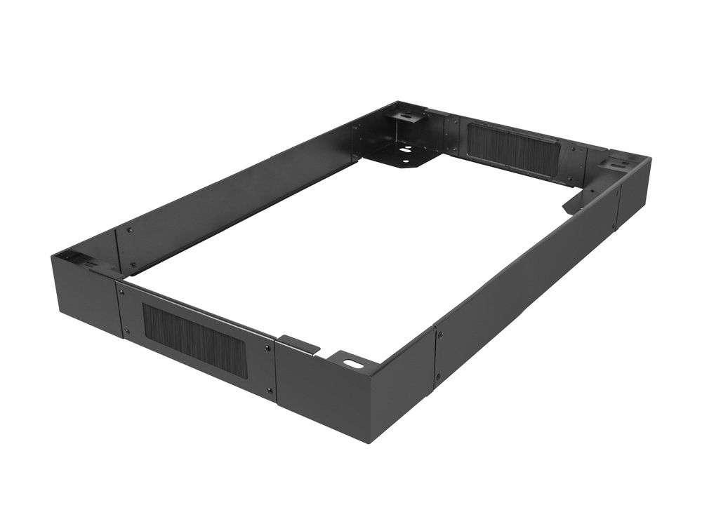 Cokół szafy stojącej RACK CK01-68-B LANBERG czarny RAL9004