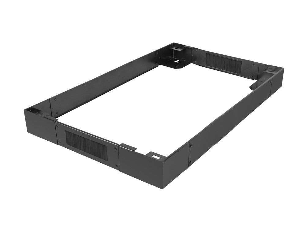 Cokół szafy stojącej RACK CK01-80-B LANBERG czarny RAL9004