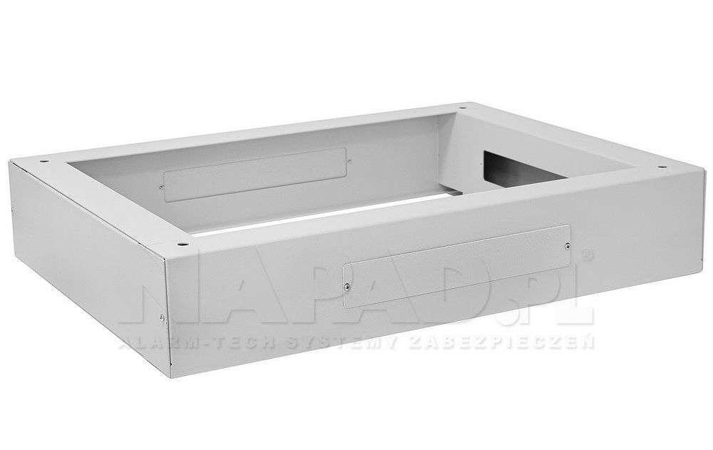 Cokół szafy stojącej 600x800 RACK SYSTEMS szary RAL7035