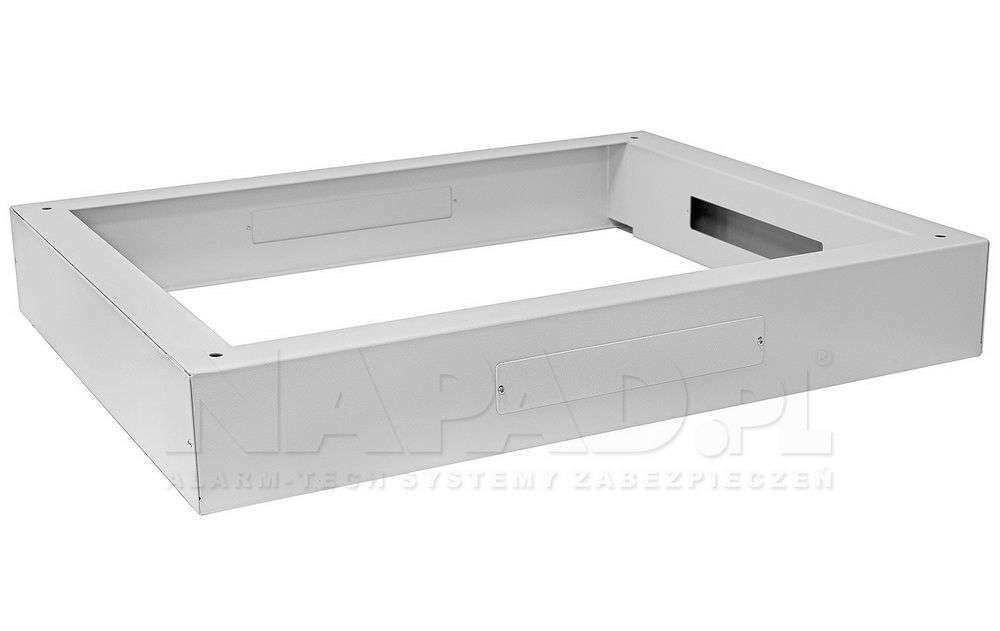 Cokół szafy stojącej 800x1000 RACK SYSTEMS szary RAL7035