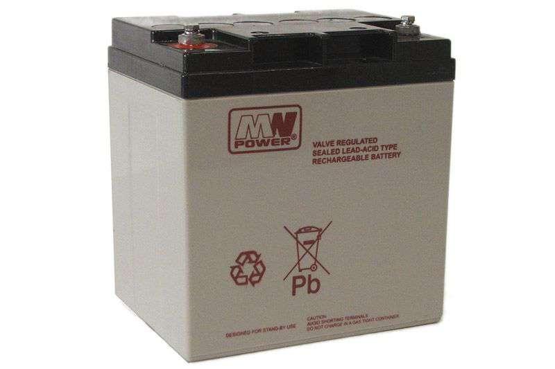 Akumulator AGM 12V/28Ah MWL 28-12 MW Power