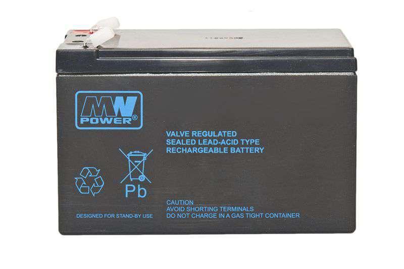 Akumulator AGM 12V/9Ah MWL 9-12L MW Power