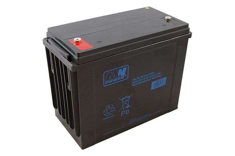 Akumulator AGM 12V/130Ah MWP 130-12 MW Power