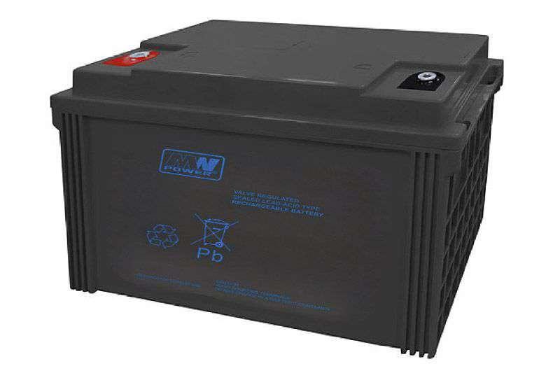 Akumulator AGM 12V/120Ah MWP 120-12 MW Power