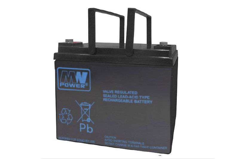 Akumulator AGM 12V/34Ah MWP 34-12 MW Power