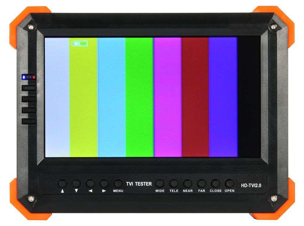 """Monitor serwisowy 7"""" przemysłowy STX-1 Delta"""