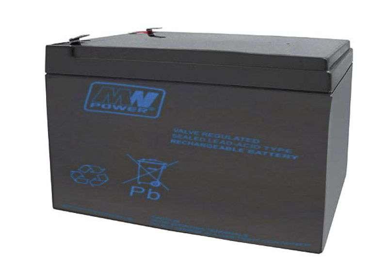 Akumulator AGM 12V/12Ah MWP 12-12L MW Power