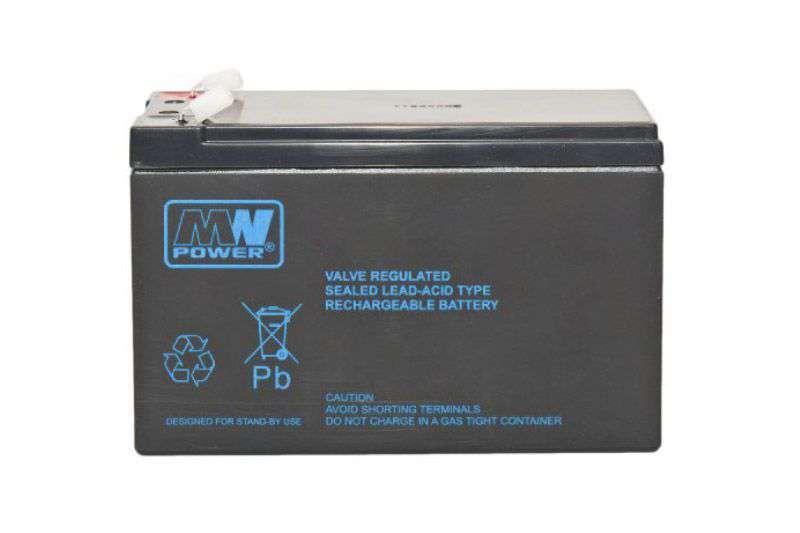 Akumulator AGM 12V/9Ah MWP 9-12L MW Power