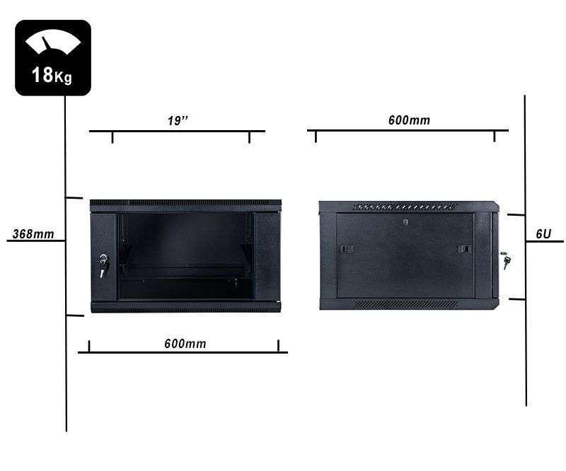 SRW1906660SM-1C Base Link waga i wymiary