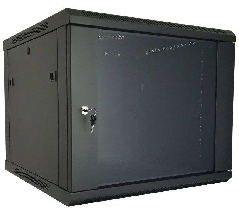 "Szafa Rack 19"" 9U / 450 Linkbasic BL-SRW1909645SM-1C Base Link wisząca"