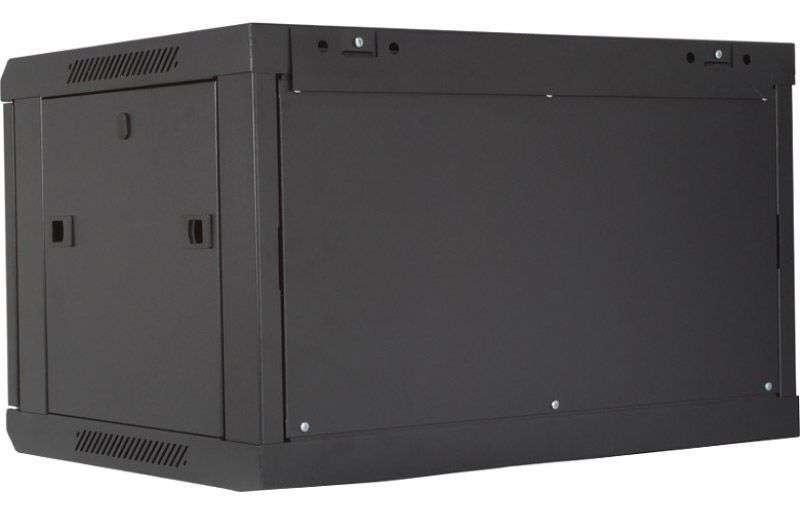 "Szafa Rack 19"" 6U / 450 Linkbasic BL-SRW1906645SM-1C Base Link wisząca"