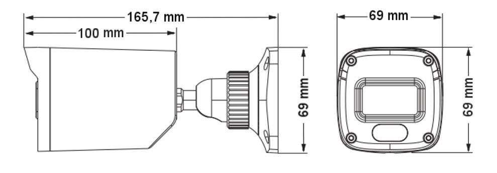 wymiary kamer ipox PX-TI4028IR2