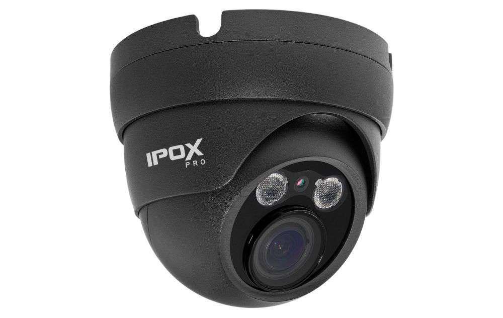 Kamera do monitoringu IP PX-DZIP5002/G IPOX (5MPX) grafit