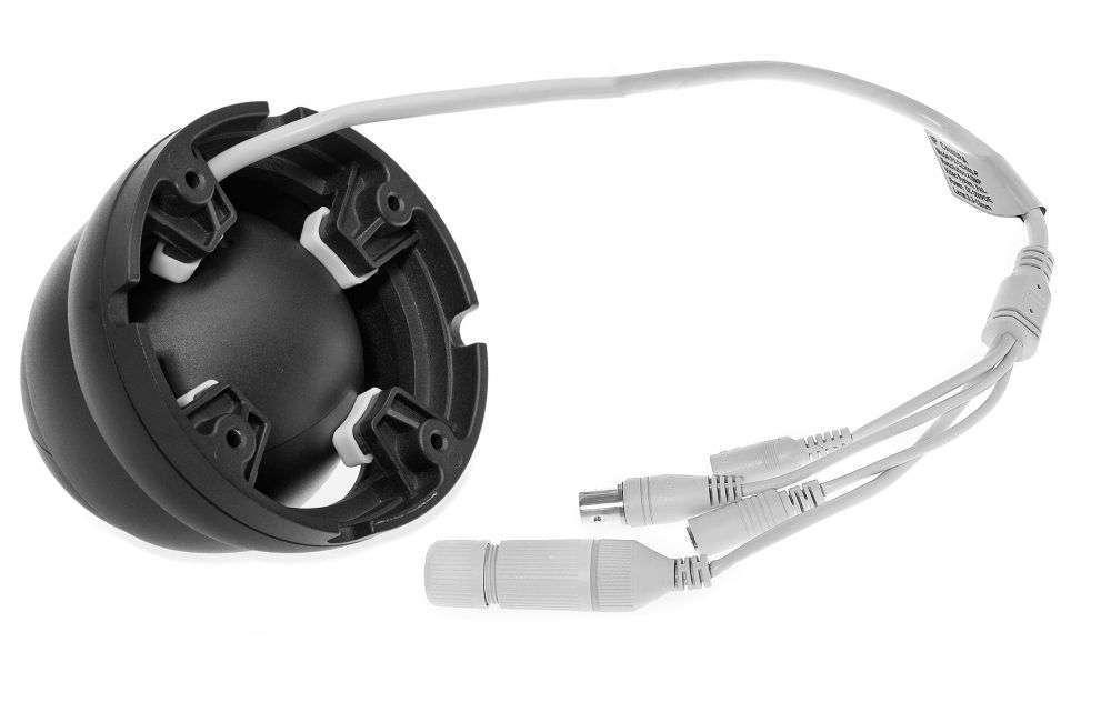 px-dzip5002/g ipox kamera podstawa kopułowa