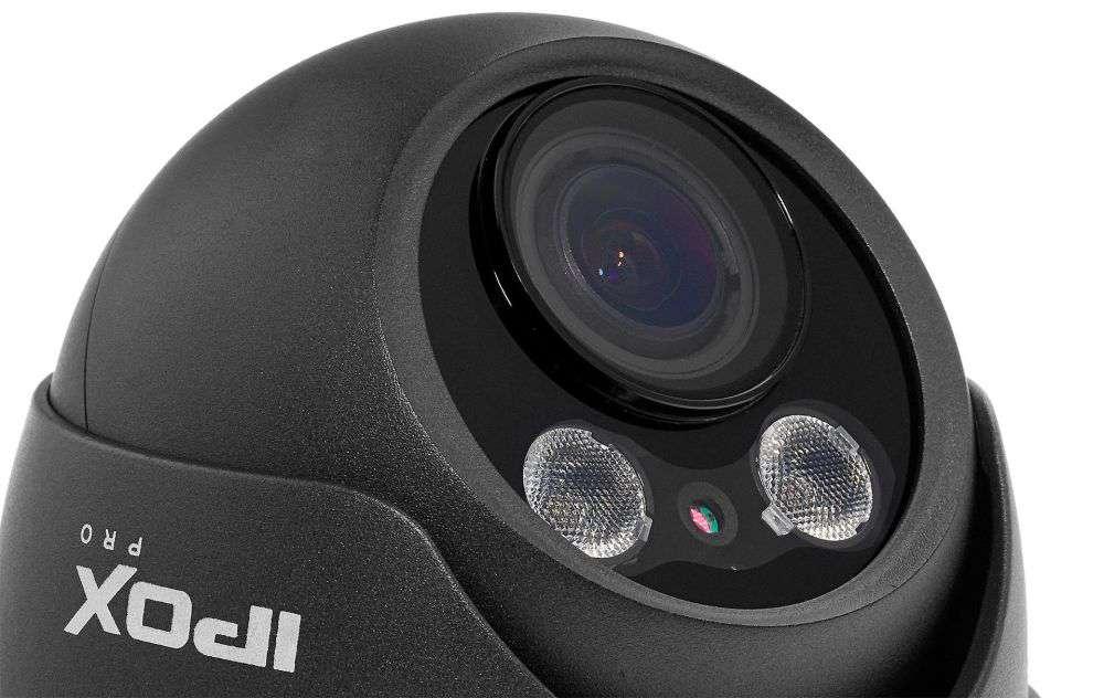 PX-DZIP5002/G IPOX kamera motozoom