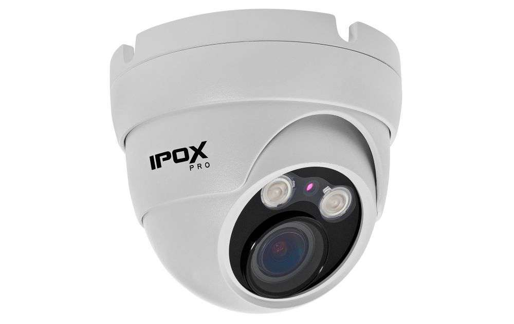Kamera do monitoringu IP PX-DZIP5002/W IPOX (5MPX) biała