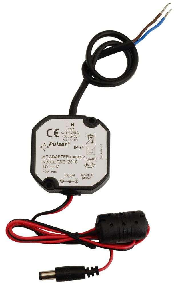 Zasilacz stabilizowany impulsowy PSC12010 1A/12V