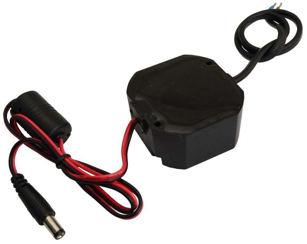 zastosowanie: zasilacz do kamer CCTV (rozdzielacza),