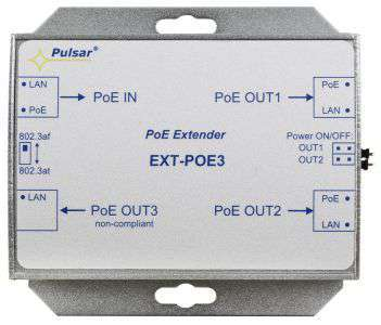 EXT-POE3 Extender EXT-POE3