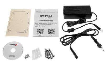 Zasilacz PoE adapter IPOX