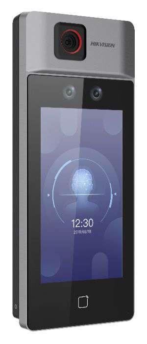 Terminal LCD do kontroli temperatury ciała DS-K5604A-3XF/V HikVision