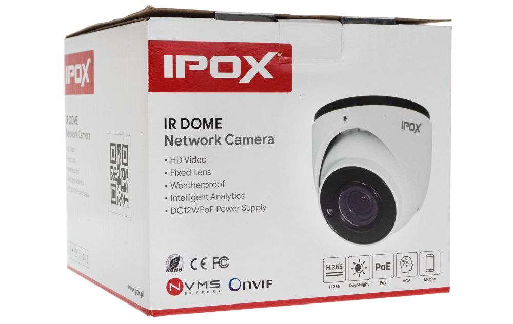 Kamera IP 2Mpx PX-DIP2028SL/W opakowanie