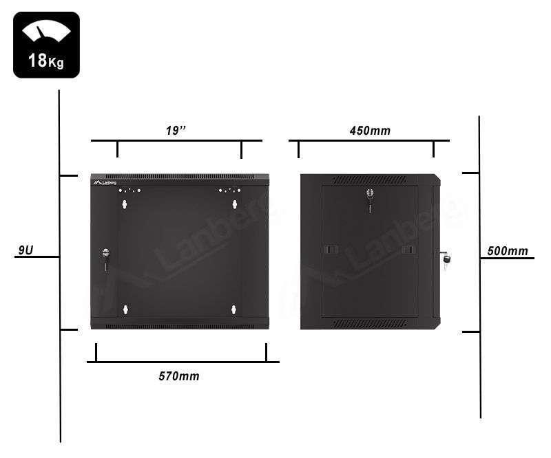 WFFA-5409-10B rzeczywiste wymiary