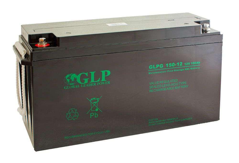 Akumulator żelowy 12V/150Ah GLPG 150-12 GLP