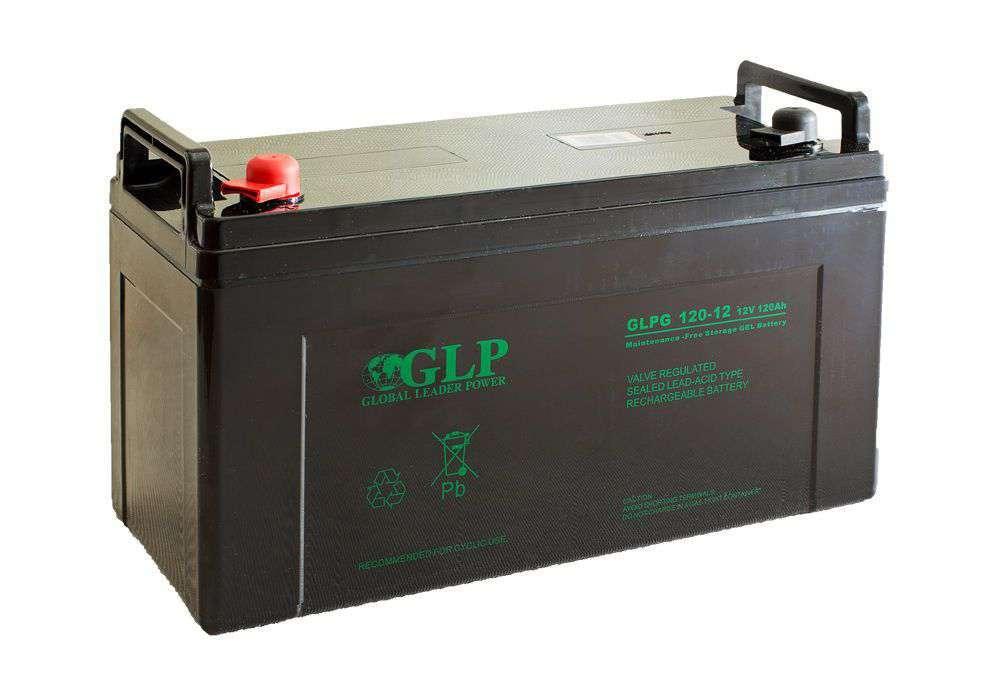 Akumulator żelowy 12V/120Ah GLPG 120-12 GLP