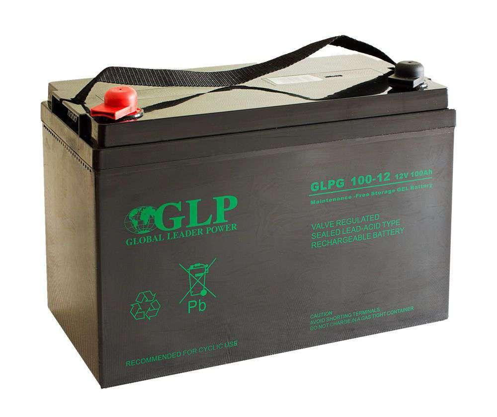 Akumulator żelowy 12V/100Ah GLPG 100-12 GLP