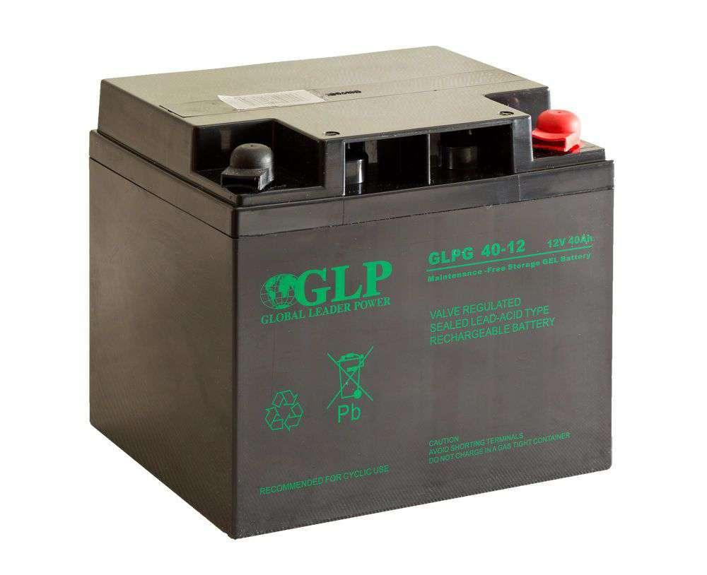 Akumulator żelowy 12V/40Ah GLPG 40-12 GLP