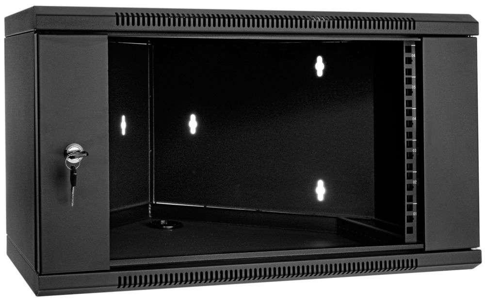 "Szafa Rack 19"" 6U / 600 Rack Systems WN6606 narożna"