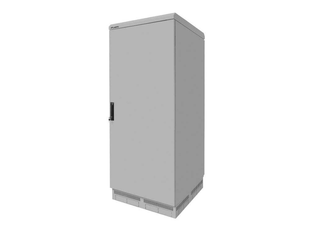 "Szafa RACK 19"" 27U 600x800 FF55-6827-22S Lanberg IP55 z termostatem"