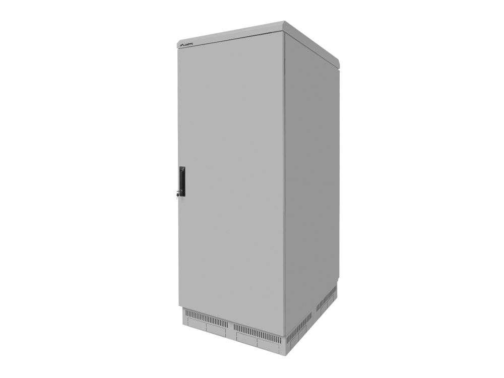 "Szafa RACK 19"" 27U 600x1000 FF55-6027-22S Lanberg IP55 z termostatem"