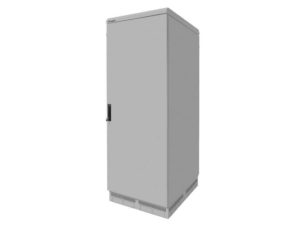"Szafa RACK 19"" 32U 600x1000 FF55-6032-22S Lanberg IP55 z termostatem"